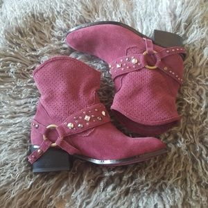 Twiggy London Boots